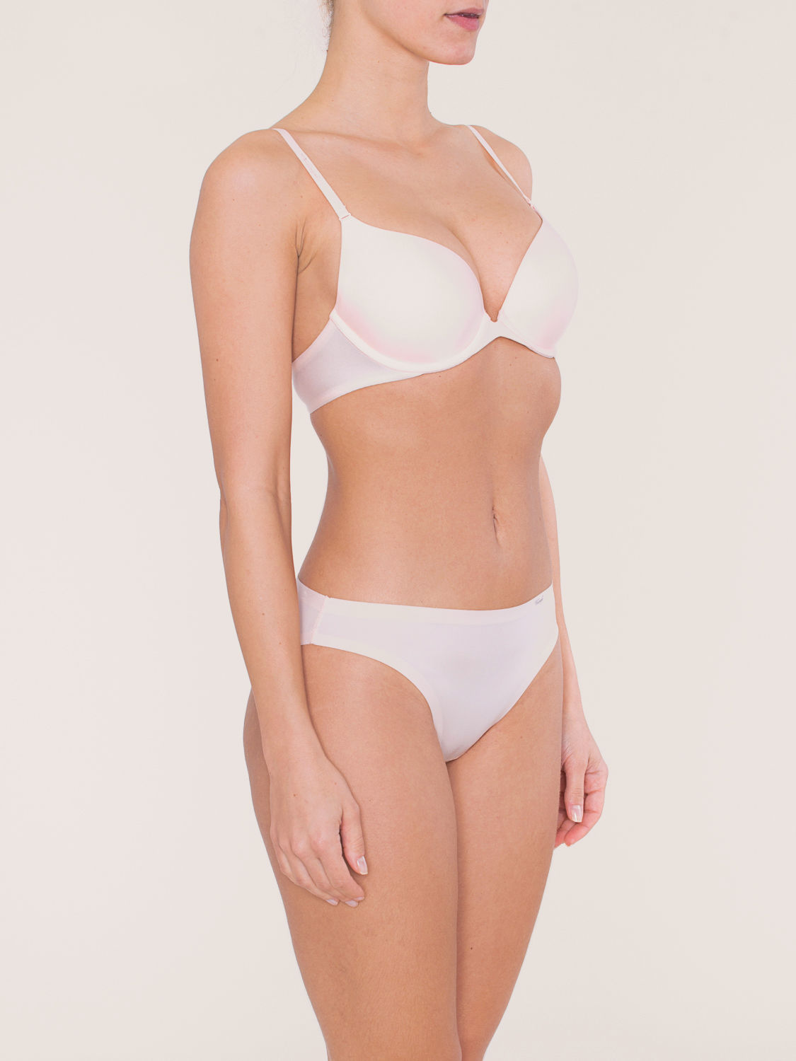 Triumph Body Make-Up WHP Schalen-BH angora