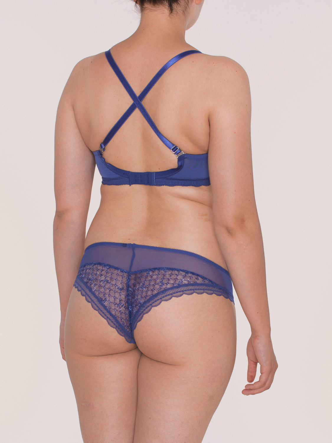 Chantelle C Chic Sexy Spacer-BH blau