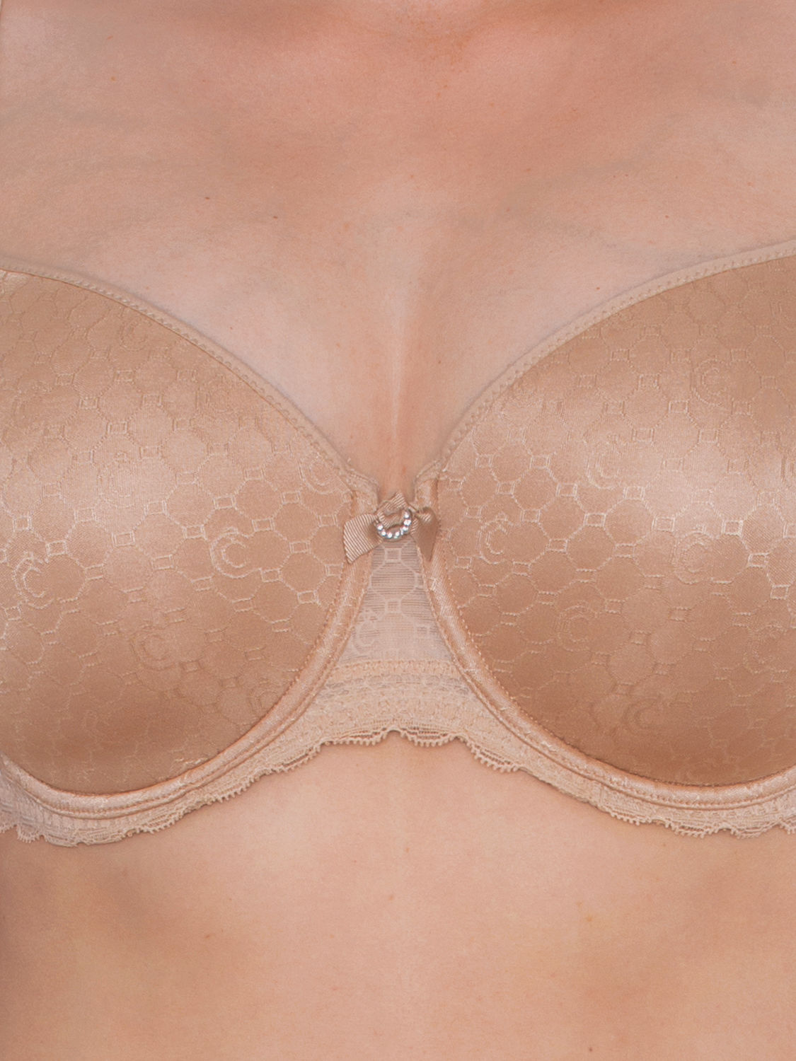 Chantelle C Chic Sexy Spacer-BH skin
