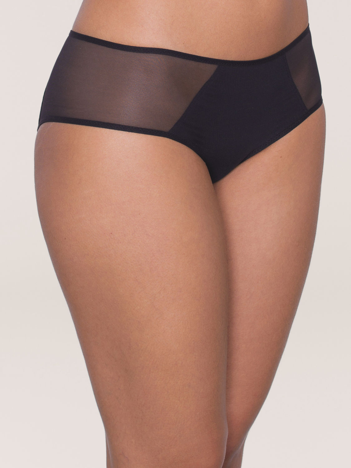 Passionata Miss Joy Shorty schwarz