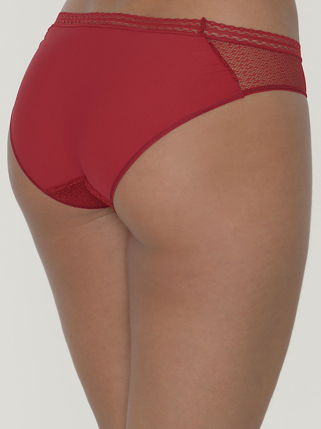 Passionata Slip Fall in Love Farbe Rouge Passion