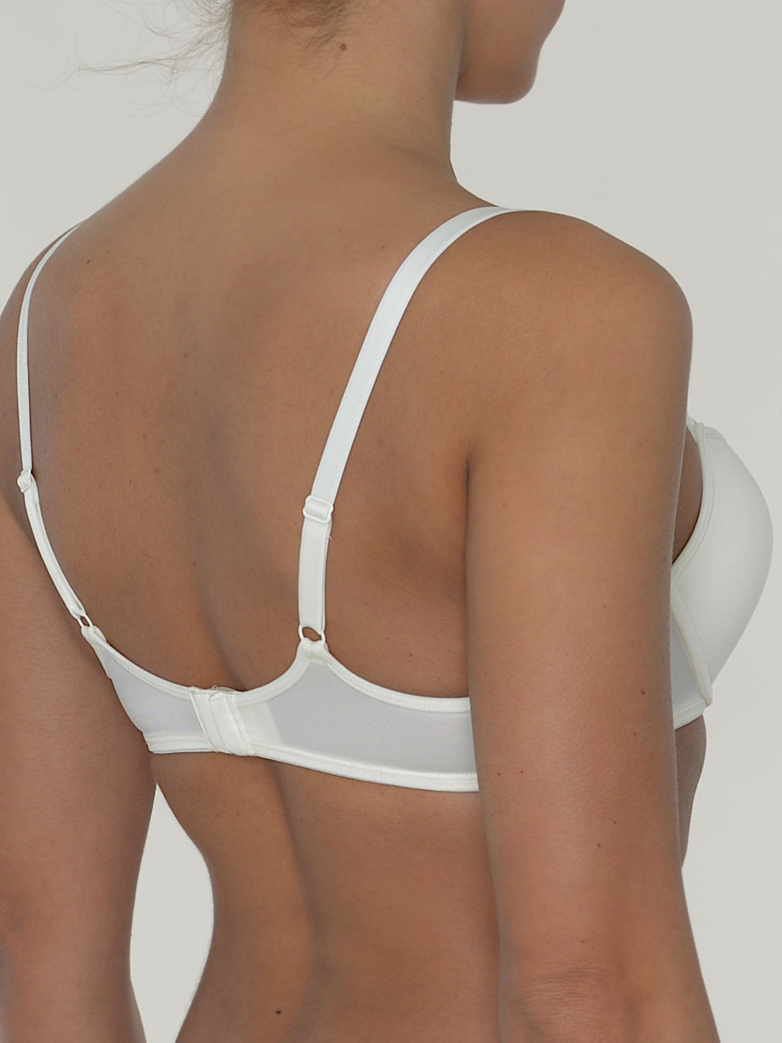 Marlies Dekkers Push-Up BH Dame de Paris Farbe Ivory