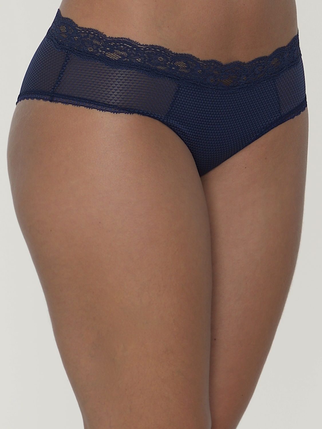 Passionata Shorty Brooklyn Farbe Bleu Outremer