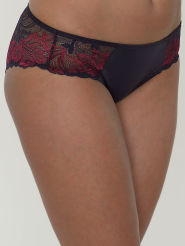 Triumph Hipster Amourette Charm Xmas Farbe Red-Dark Combination