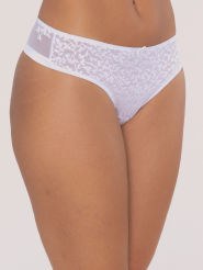 Triumph Body Make-Up Blossom String weiß