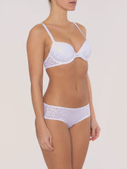 Triumph Body Make-Up Blossom  Push-Up-BH weiß