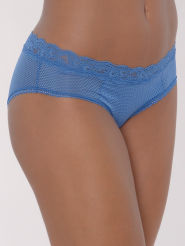 Passionata Brooklyn Shorty blau