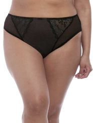 Elomi High Leg Brief Charley Farbe Black