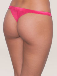 Passionata Double Je String himbeere