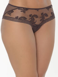 Passionata Shorty Fall in Love Farbe Brun Chocolate