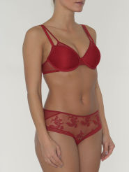 Passionata Spacer-BH Fall in Love Farbe Rouge Passion