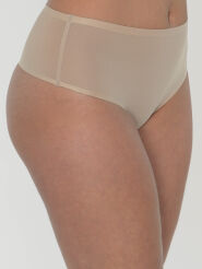 Chantelle High Waist String ONE SIZE SoftStretch Farbe Nude