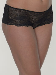 Triumph Hipster Lace Spotlight Bandeau Brief Farbe Black