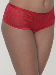 Triumph Hipster Palm Spotlight Bandeau-Brief Farbe Mars Red