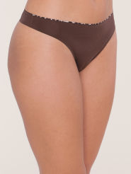 Chantelle Irresistible String mokka