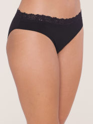 Triumph Light Essentials Rich Lace Tai schwarz