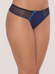 Passionata Lovely Passio String marine blue