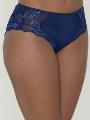 Triumph Maxi Amourette Charm Farbe Blue Dark Combination