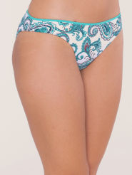 Sloggi Ocean Waves Bikini-Mini türkis