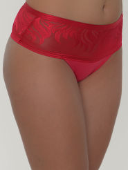 Triumph Hipster-String Palm Spotlight Farbe Mars Red