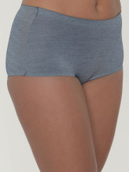 Mey Panty Easy Cotton Farbe Night Blue Melange