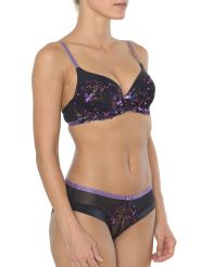 Triumph Push-Up BH Meadow Spotlight  Farbe Black Combination