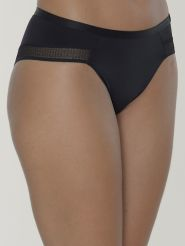 Sloggi S by   Silhouette High Leg Brief Schwarz