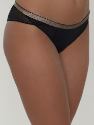 Sloggi Brazil Panty S by Symmetry Holiday Farbe Black