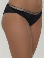 Sloggi Low Rise Cheeky S by Symmetry Holiday Farbe Black