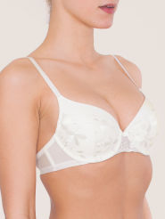 Triumph Sexy Angel Spotlight  Push-Up BH vanille