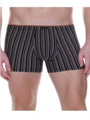 Bruno Banani Short Electric Cable Farbe Anthrazit Stripes