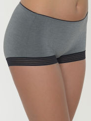 Sloggi Short  WOW Embrace Farbe Black Combination