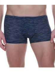 Bruno Banani Short Video Flicker Farbe Blaumelange