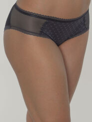Chantelle Shorty Courcelles Farbe Carbone