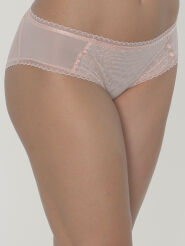Chantelle Shorty Courcelles Farbe Opale
