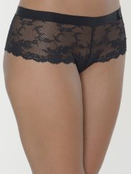 Chantelle Shorty Everyday Lace Farbe Schwarz