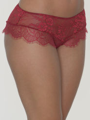 Passionata Shorty Gloria Farbe Grenat Bordeaux