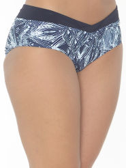 Sloggi swim Day & Night Bikini-Midi blau
