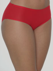 Chantelle Shorty ONE SIZE Soft Stretch Farbe Mohnrot