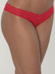 Passionata Tanga Brooklyn Farbe Strawberry