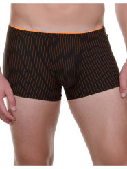 Bruno Banani Thriller Short schwarz/orange