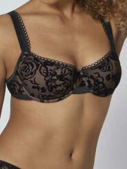 Triumph Push-Up BH Velvet Rose Spotlight  Farbe Schwarz
