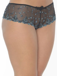 Passionata White Nights Shorty schwarzblau
