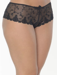 Passionata White Nights Shorty black
